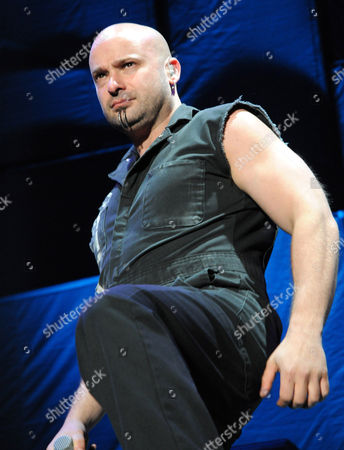 Stock Picture of Dave Draiman