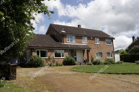 The home of Elizabeth Adeney in Lidgate, Suffolk