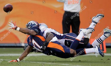 Editorial photo of Patriots Broncos Football, Denver, USA - 18 Dec 2011
