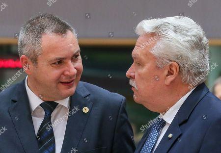 Janis Duclavs and Dejan Zidan
