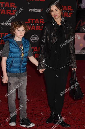 Minnie Driver and Henry Driver