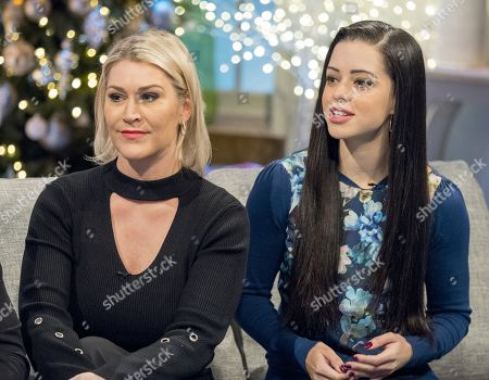 S Club 3 - Jo O'Meara and Tina Barrett