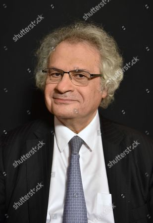 Stock Photo of Amin Maalouf