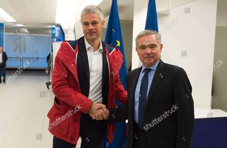 Laurent Wauquiez and Bernard Accoyer