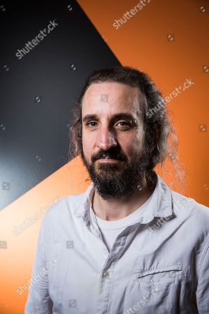 Stock Image of Guildford United Kingdom - January 6: Portrait Of Barry Meade Commercial Director And Co-founder Of British Video Game Developer Fireproof Games Photographed At Their Offices In Guildford England On January 6