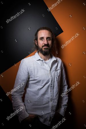Stock Photo of Guildford United Kingdom - January 6: Portrait Of Barry Meade Commercial Director And Co-founder Of British Video Game Developer Fireproof Games Photographed At Their Offices In Guildford England On January 6