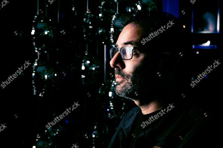 Stock Photo of London United Kingdom - April 5: Portrait Of American Video Games Developer Jeff Kaplan Photographed At The W London Hotel In London On April 5 2017. Kaplan Is Best Known For His Work On Video Game Franchises Destiny And World Of Warcraft