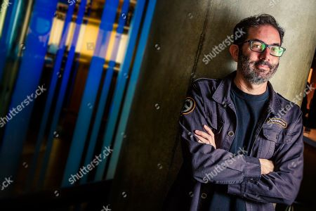 London United Kingdom - April 5: Portrait Of American Video Games Developer Jeff Kaplan Photographed At The W London Hotel In London On April 5 2017. Kaplan Is Best Known For His Work On Video Game Franchises Destiny And World Of Warcraft