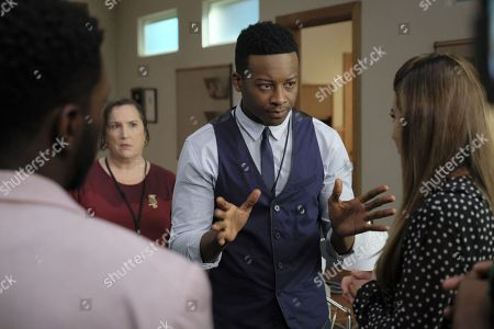 Jillian Armenante, Brandon Micheal Hall