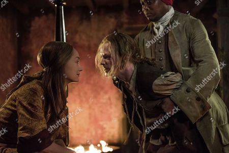 "Editorial image of ""Outlander"" (Season 3) TV Series - 2017"