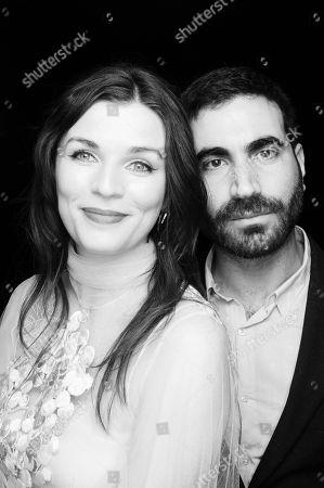 Aisling Bea and Brett Goldstein