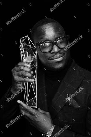 Editorial image of British Independent Film Awards, Photo Booth, Old Billingsgate, London, UK - 10 Dec 2017