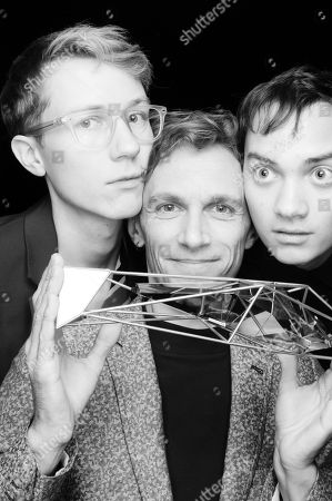 Charlie Lyne, Anthony Ing and Caspar Salmon