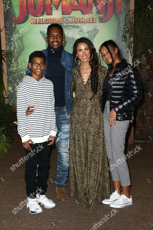 Editorial picture of 'Jumanji: Welcome to the Jungle' film premiere, Arrivals, Los Angeles, USA - 11 Dec 2017