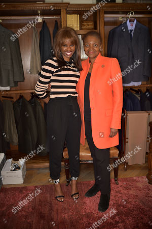 June Sarpong MBE and Valerie Amos, Valerie Amos