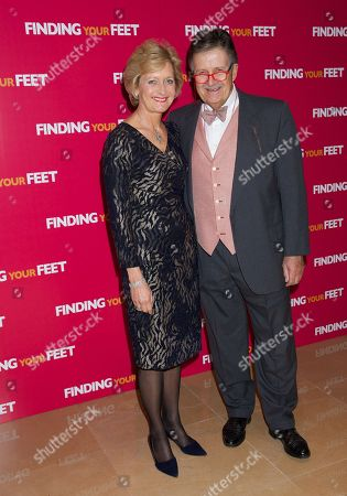 Helen Wonnacott and Tim Wonnacott