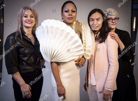 Editorial image of Nobel Prize Awards, Portraits, Stockholm, Sweden - 10 Dec 2017