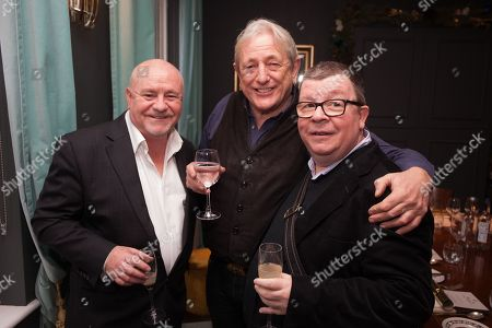 Editorial image of ArchAngel Investors' Lunch, The Groucho Club, London, UK - 11 Dec 2017