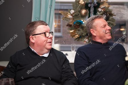 Suggs and Perry Benson