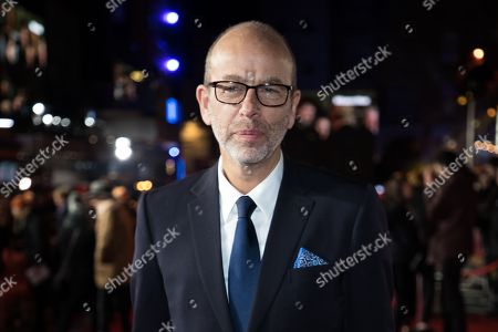 Stock Image of Eric Fellner