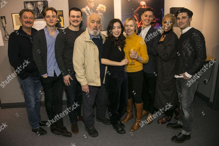 Editorial photo of 'Misalliance' party, After Party, Richmond, UK - 11 Dec 2017