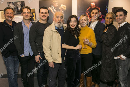 Editorial picture of 'Misalliance' party, After Party, Richmond, UK - 11 Dec 2017