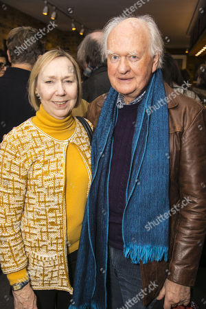 Gabrielle Lloyd (Mrs Tarleton) and Oliver Ford Davies
