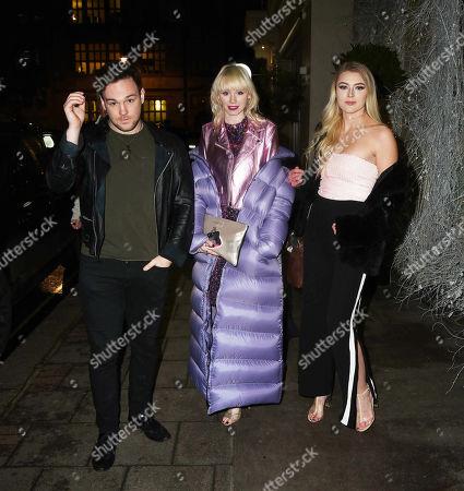 Richard Hadfield, Ivy Mae and Emma Polly