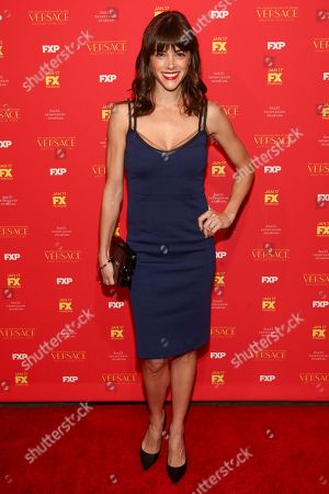"""Margaret Anne Florence attends a special screening of """"The Assassination of Gianni Versace: American Crime Story"""", in New York"""