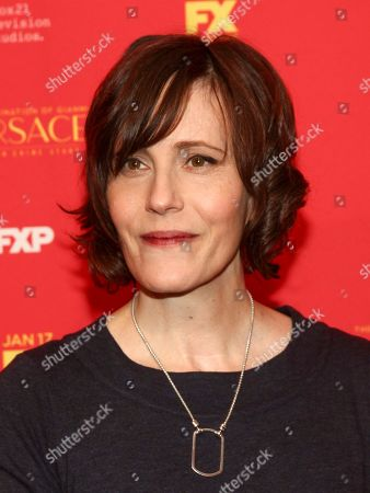 "Joanna Adler attends a special screening of ""The Assassination of Gianni Versace: American Crime Story"", in New York"