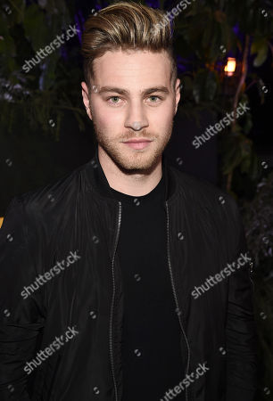 Hollywood, CA December 11, 2017 - Cameron Fuller at Columbia Pictures Los Angeles premiere of JUMANJI: WELCOME TO THE JUNGLE