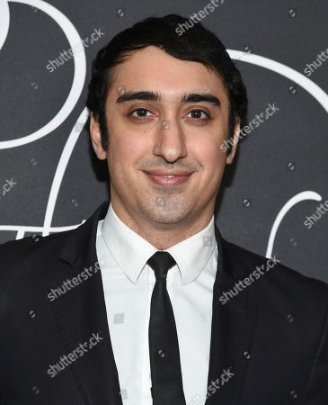 "Ariya Ghahramani attends the premiere party for ""Phantom Thread"" at Harold Pratt House, in New York"