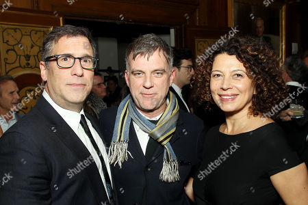 Richard LaGravenese, Paul Thomas Anderson (Director), Donna Langley (Chairman, Universal Pictures)