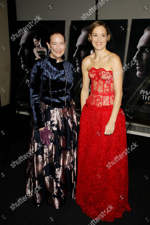 Editorial picture of New York Premiere of Focus Features 'Phantom Thread', USA - 11 Dec 2017