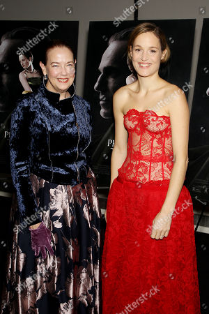 Editorial image of New York Premiere of Focus Features 'Phantom Thread', USA - 11 Dec 2017