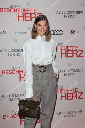 Editorial picture of Premiere of German movie Dieses bescheuerte Herz, Munich, Germany - 11 Dec 2017