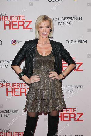 Editorial image of Premiere of German movie Dieses bescheuerte Herz, Munich, Germany - 11 Dec 2017