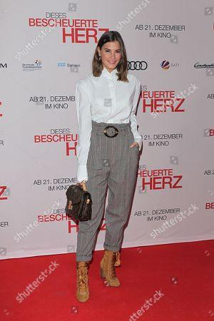 Editorial photo of Premiere of German movie Dieses bescheuerte Herz, Munich, Germany - 11 Dec 2017