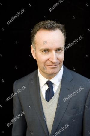 Stock Photo of Andrew O'Hagan