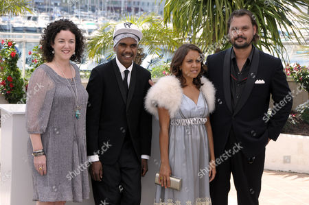 Editorial photo of 'Samson and Delilah' film photocall at the 62nd Cannes Film Festival, Cannes, France - 16 May 2009