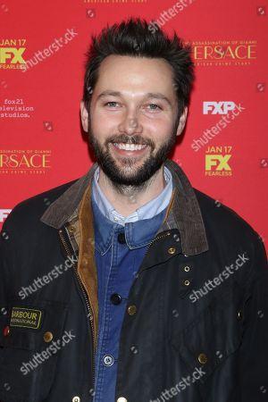 Stock Photo of Chris Benz
