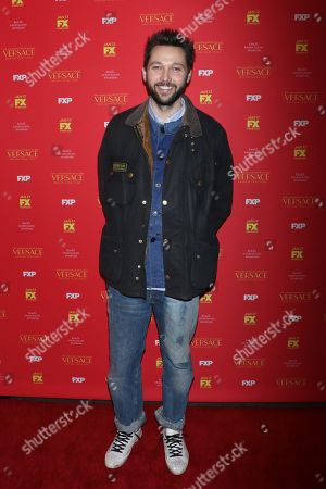 Editorial photo of 'The Assassination of Gianni Versace: American Crime Story' TV show premiere, New York, USA - 11 Dec 2017
