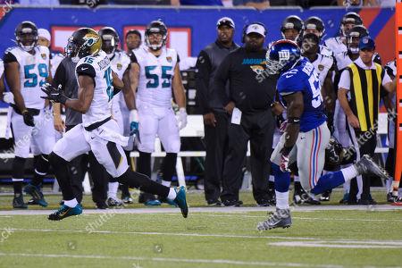 Editorial photo of Jaguars Giants Football, East Rutherford, USA - 22 Aug 2015