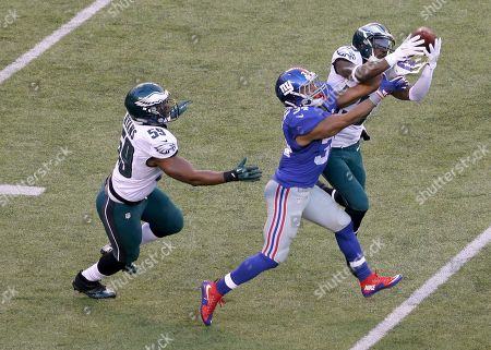 Editorial picture of Eagles Giants Football, East Rutherford, USA - 3 Jan 2016