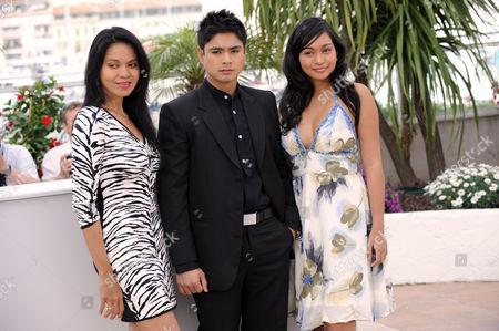 Maria Isabel Lopez, Mercedes Cabral, Coco Martin