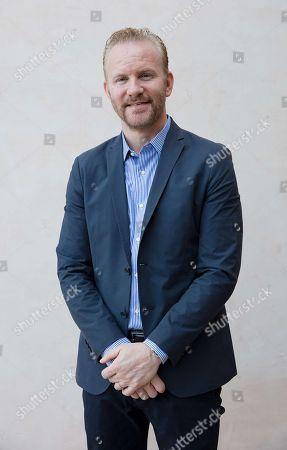 Stock Picture of Morgan Spurlock