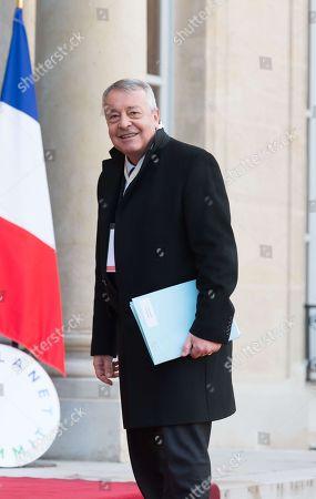 CEO Veolia Antoine Frerot