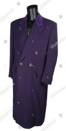 The Joker's (Jack Nicholson) overcoat from Tim Burton's superhero film 'Batman'