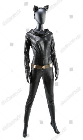 Catwoman's (Julie Newmar) costume from the television series 'Batman'