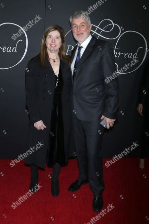 JoAnne Sellar and Daniel Lupi (Producers)